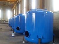 depositos de agua - pintura alimentaria